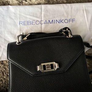 Rebecca Minkoff Top Leather Handle Satchel